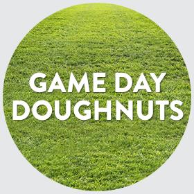 Game Day Doughnuts